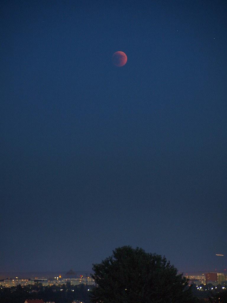 Mondfinsternis, 15.Jun.2011, 21:56 MESZ