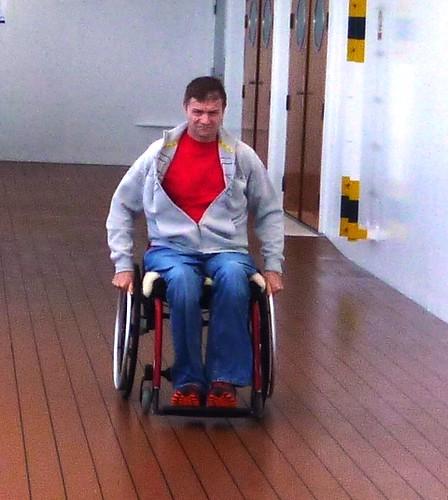 life happy wheelchair