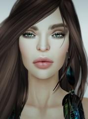 BA - ℬoῧ (~ ℬoudicca ~) Tags: avatar secondlife virtualworld 3d windlight firestormviewer digitalart digital lelutka maitreya exxess silveryk euphoria portrait female