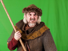 Friendly Viking