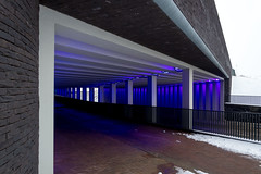 _DSC2653 (durr-architect) Tags: tunnel vision herman kuijer light installation dutch underpass zutphen netherlands architecture art designer artist colourful luminescent motorists cyclists pedestrians time space kcap baljon baauw royal haskoning dhv bam prorail train railway