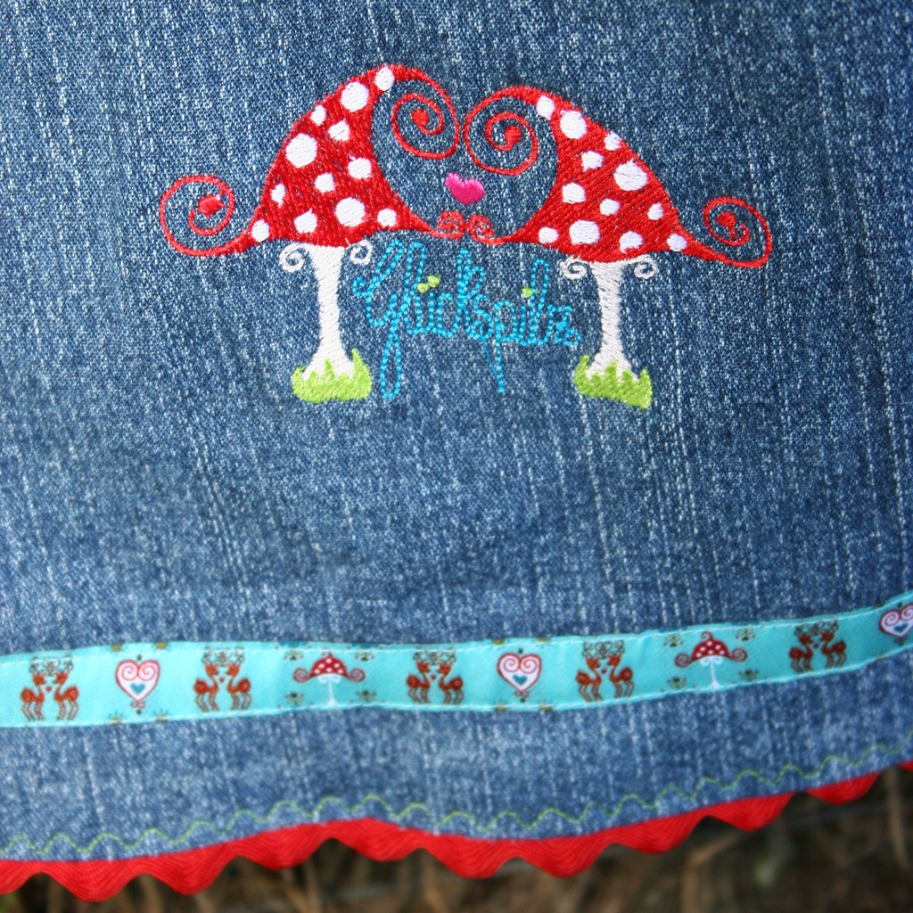 mushroomapplique