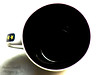 The Black Hole (Shaheer Shahid) Tags: white black cup hole empty bored boredom emptiness