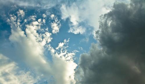 Approaching storm - 33-365 - 7 Jul 09