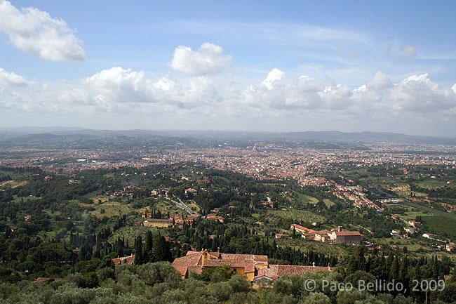 Vista de Florencia. © Paco Bellido, 2009
