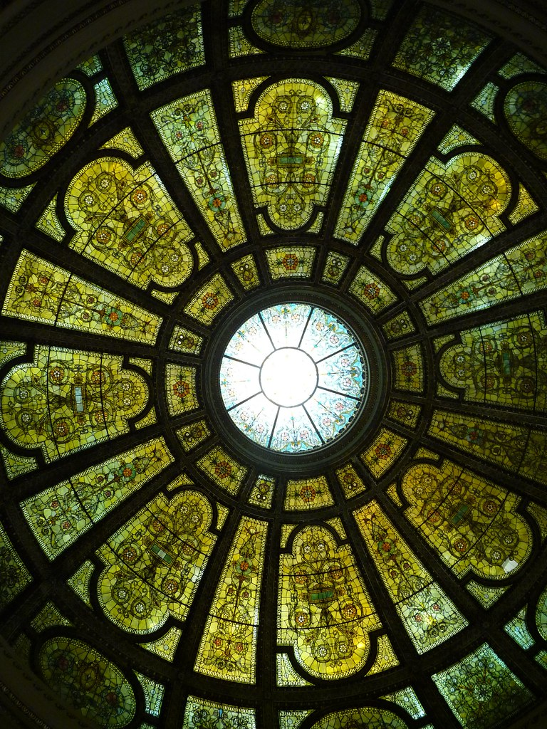 Cultural Arts Center Dome
