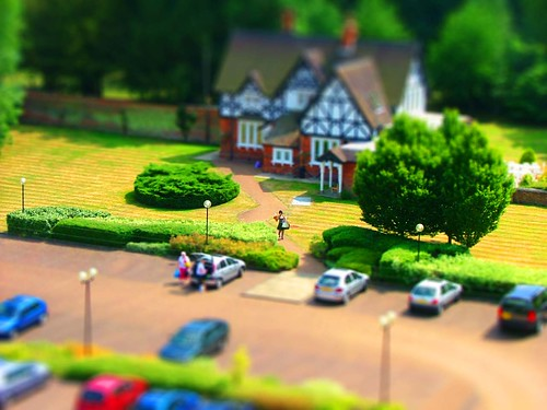 Tilt Shift - 2nd attempt - Photoshop