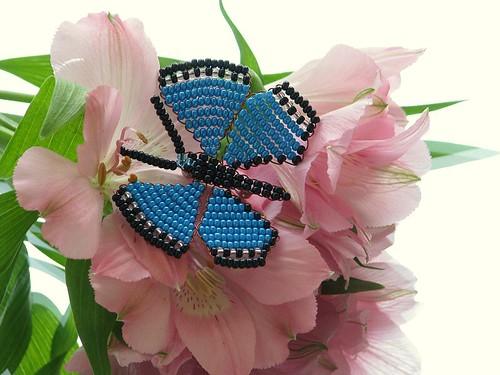 Sinine liblikas