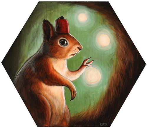"""""""Mystic Squirrel"""""""