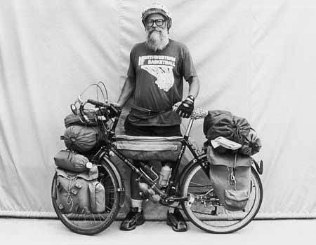 80,000 Miles Man by Adventure Cycling Association