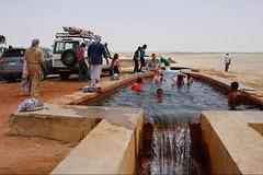 (669) bath in a spring (avalon20_(mac)) Tags: africa travel sahara nature geotagged desert egypt 500 misr eos40d schulzaktivreisen