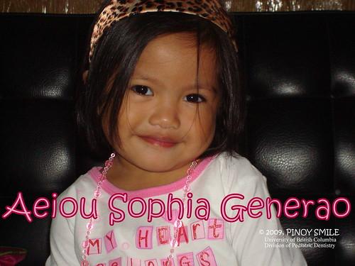 Aeiou Sophia Generao