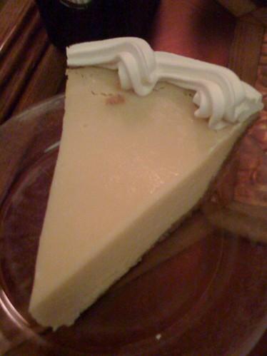 Veneiro's key lime tart