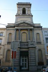Sint-Jan en Nikolaaskerk, Schaarbeek (Erf-goed.be) Tags: geotagged brussel kerk schaarbeek archeonet sintjanennikolaaskerk geo:lon=43628 geo:lat=508605