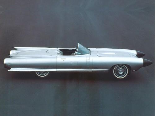 フリー画像| 自動車| コンセプトカー| キャデラック/Cadillac| キャデラック サイクロン| 1960 Cadillac Cyclone| アメ車|     フリー素材|