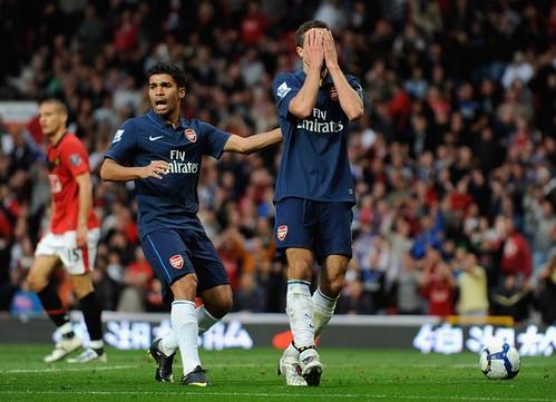 Report: Man. Utd. 2-1 Arsenal
