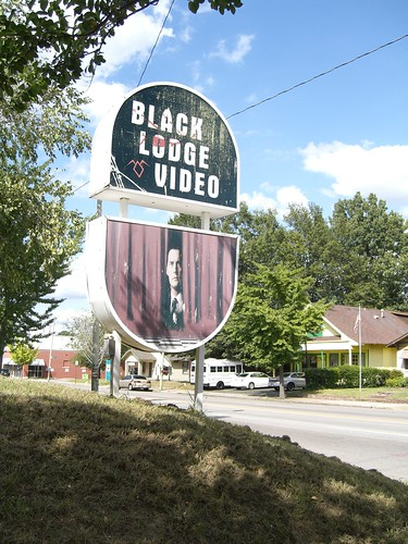 Black Lodge Video, Memphis, Tenn.