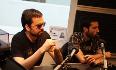 The Twelves @ Ibero 90.9 (Rasmin) Tags: radio mexico frosty 909 ibero twelves dabid thetwelves rasmin jovenfrosty