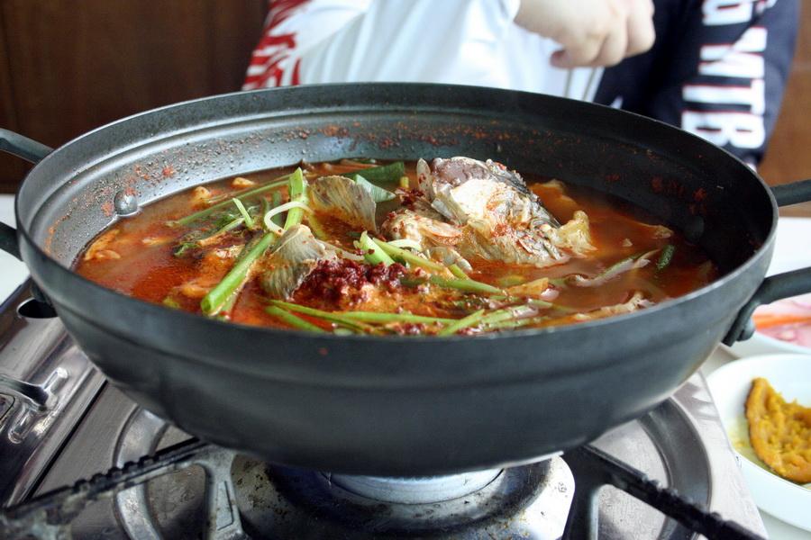 Spicy maeun.tang