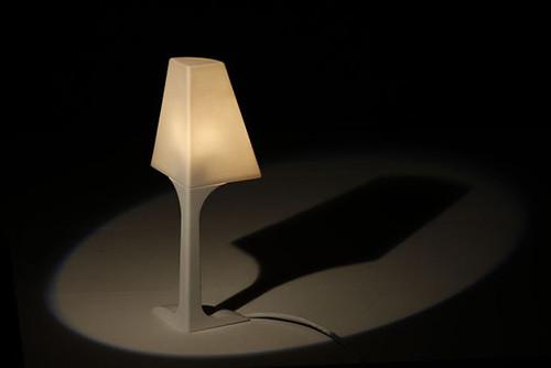 lamp kwart