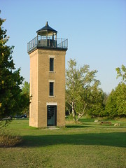 Stonington Light House 2 (makiland) Tags: lighthouse up michigan stonington