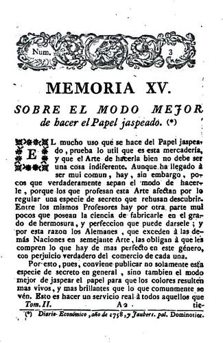 006a-Memorias instructivas, y curiosas sobre agricultura, comercio, industria.. Tomo II