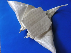 Manta Ray (Design by Quentin Trollip)