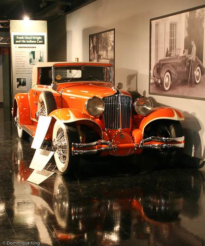Frank Lloyd Wright Auburn 4