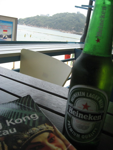 A Break at Tung Wan Beach