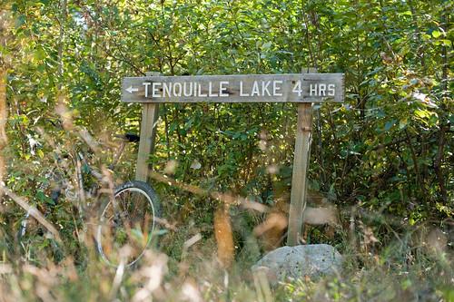 Tenquille Wilfire ride Sept 26 2009