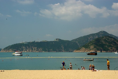 South Bay Beach, Hong Kong