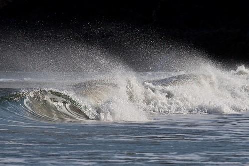 Waves at Armadale