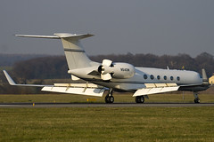 N540M - Private - Gulfstream V - Luton - 090318 - Steven Gray - IMG_1729