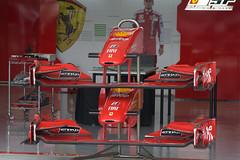 F1日本GP2009 ピットウォーク