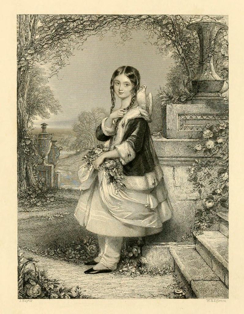 Фривольные картинки 19 век