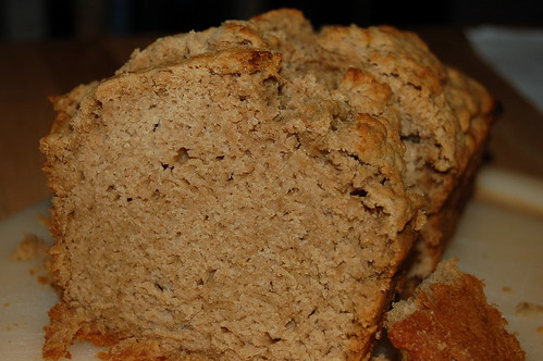 Beer Bread (with Guinness)
