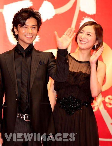 Actress Ryoko Hirosue at The 20th Tokyo International Film Festival  tag: japanese actress ryoko-hirosue