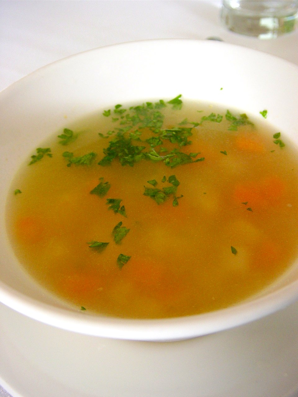 Latvian Chicken Soup
