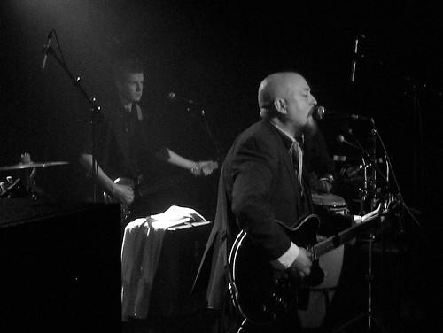 Michael J. Sheehy en concert à la Maroquinerie