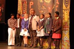 Njabulo Nyembe, Professor Zulu, Mistral de Robillard, Mongane Serote, Sibusisiwe Buthelezi, Thashini Moodley, Nosipho Mngadi