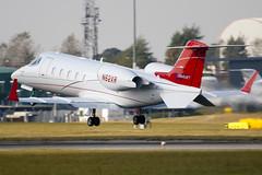N62XR - 60-362 - Private - Learjet 60XR - Luton - 091013 - Steven Gray - IMG_2353