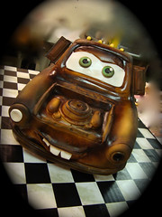 rusty mater cake by debbiedoescakes
