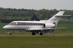 CS-DFY - 258663 - Netjets Europe - Raytheon Hawker 800XP - Luton - 090501 - Steven Gray - IMG_7841