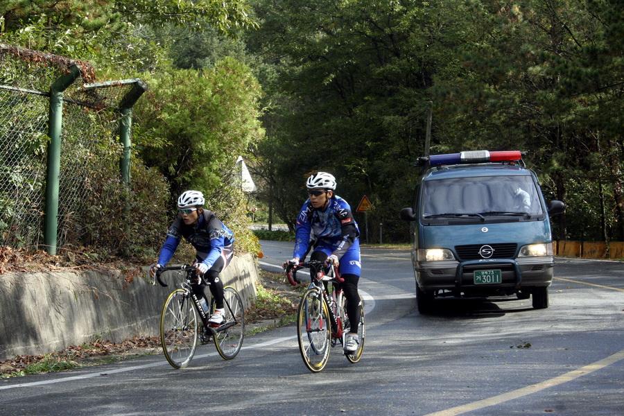Cycle bikers