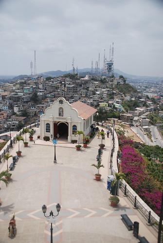 Guayaquil Las Peñas Cityscape