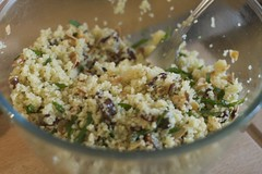 4053326384 a9a335da12 m Couscous with Almonds, Dates & Mint