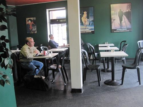 "At ""Restaurant Restaurant"""
