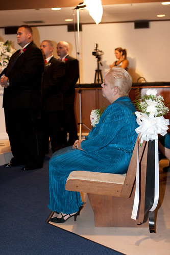 The Groom\'s Mother Watching the Beginning