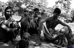 Love Comes Quickly (bandashing) Tags: poverty family england baby man children manchester women poor hunger sylhet bangladesh slum colony malnourished bandashing