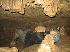 Sullivan Cave (freewheeler2go) Tags: county lawrence indiana cave sullivan caving karst ikc caver